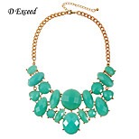Newest Casual Fashion Statement Vintage Choker Necklace For Women