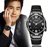 curren watch men military watch sport waterproof steel band quartz watch wristwatch mens relogio masculino montre homme