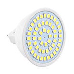 5W GU5.3(MR16) Lâmpadas de Foco de LED MR16 54 SMD 2835 400-500 lm Branco Quente / Branco Frio Decorativa 30/9 V 1 pç