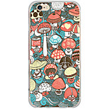 Pattern Cartoon PC Hard Case Back Cover For Apple iPhone 6s Plus/6 Plus/iPhone 6s/6/iPhone SE/5s/5