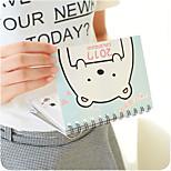 B659 Desktop Calendar Calendar Notepad