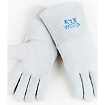 Welding Cowhide Stretch Gloves