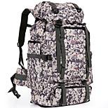 80 L Походные рюкзаки Путешествия Вещевой Организатор путешествий Заплечный рюкзак Охота Отдых и туризм ПутешествияПригодно для носки