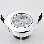 3W Yellow Color LED Ceiling Down Lights Recessed spot light lamp Bulbs (AC85V-265V)
