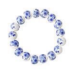Bracelet Strand Bracelet Agate Circle Fashion Casual Jewelry Gift Blue / Green1pc