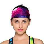 Running Headbands Spandex Lycra Sweat-wicking Windproof / Adjustable Yoga / Running Women's