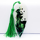 China Sichuan Attractions Vein Bookmark Features Specialty Souvenir Panda National Treasure