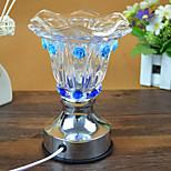 1pc conectado à energia elétrica sensível ao toque óleos essenciais dom lâmpada da fragrância