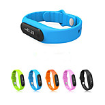 3D Pedometer Multifunction Smart bracelet Temperature Detecting Intelligent Wearable Bracelet