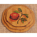 Bamboo Mat Anti-Hot Insulation Pad Table Mats Cheap Decorating Ideas Casserole Bowl Mat Mat