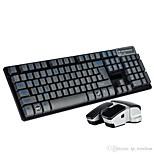 Senza filo Bluetooth Tasiera e mouseForWindows 2000/XP/Vista/7/Mac OS