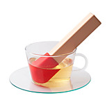 Silicone Match Tea Infuser Bags Strainers Teaspoon Filter Filtration Dringking Tea Tools Random Color