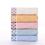 1 PC Full Cotton Hand Towel 28 by 13 inch Floral Pattern Super Soft