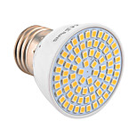 7W E26/E27 Focos LED MR16 72 SMD 2835 600-700 lm Blanco Cálido / Blanco Fresco Decorativa 09.30 V 1 pieza