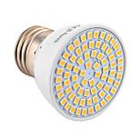 7W E26/E27 LED Spot Lampen MR16 72 SMD 2835 600-700 lm Warmes Weiß / Kühles Weiß Dekorativ 9-30 V 1 Stück