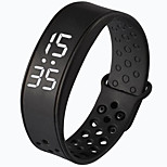 W6 Business Gifts Smart Watch 3D Pedometer Calorie Watch PSG Temperature