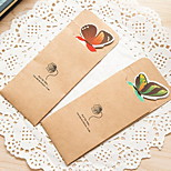 F851 Korean Popular Stationery Korean Cute Delicate Butterfly Gift Bookmark Bookmark Bookmark Animal