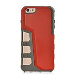 Rugged TPU and PC Shockproof 2 In 1 Hard Cover Cases For iPhone 6s Plus 6 Plus 6s 6 SE 5s 5