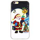 Per Custodia iPhone 7 / Custodia iPhone 6 / Custodia iPhone 5 IMD Custodia Custodia posteriore Custodia Natale Morbido TPU AppleiPhone 7