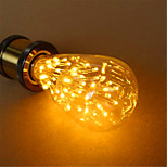 Edison Sky Star Light Bulb E27 3W 2300K 220V Warm Yellow