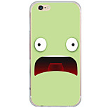 Para Funda iPhone 6 / Funda iPhone 6 Plus Diseños Funda Cubierta Trasera Funda Dibujos Dura Policarbonato AppleiPhone 6s Plus/6 Plus /