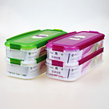 YOOYEE  Brand Best Sale BPA Free Long Term Food Storage Containers with Locking Lid