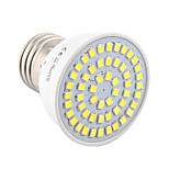5W E26/E27 Faretti LED MR16 54 SMD 2835 400-500 lm Bianco caldo / Luce fredda Decorativo 9-30 V 1 pezzo