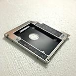 Multi-estilo totalmente de aluminio de la bahía de la unidad óptica portátil sólido del SSD
