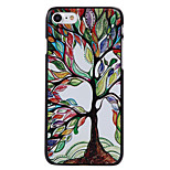 Tree Of Life Pattern High Quality PC Material Phone Shell For iPhone 7 7 Plus 6S 6Plus SE 5