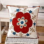 Beautifully Embroidered Cotton Embroidered Pillow Sofa Cushion Sofa Cushions Home Loaded