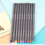 Very Fine Color Line Drawing Pen(10PCS)