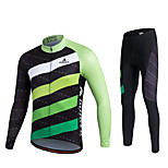 MILOTO Fashion Pattern Cycling Jersey Autumn Ropa Ciclismo Long Sleeve MTB Tracksuit Cloth Bicycle Shirt Pants