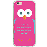 Pattern Cartoon Owl PC Hard Case Back Cover For Apple iPhone 6s Plus/6 Plus/iPhone 6s/6/iPhone SE/5s/5