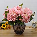A Bouquet of Wedding Party Artificial Hydrangea Flower