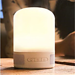 inteligente de música sem fio lâmpada alto-falante Bluetooth jogando levou lâmpada de mesa colorido