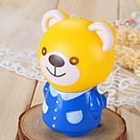 Cartoon Bear Led Light Control Sensor Night Light Novelty Night Light
