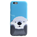 Panda Pattern Phone Shell TPU Material IMD Technology For iPhone 6s 6 Plus SE 5S 5