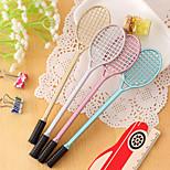 Shape Neutral Pen For Badminton Racket(1PC)