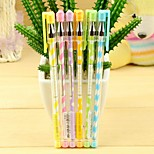 Color Stripe Neutral Pen(12PCS)