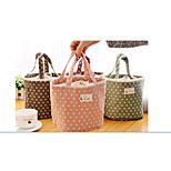 Hand Carry Bag Outdoor Picnic Cloth Round Ice Bag Insulation Boxes  Lunch Bag Zero Profit