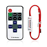 HRY 12A Single color LED strip Dimmer RF Wireless Remote Controller for 3528 2835 5050 5630 5730 Led Tape