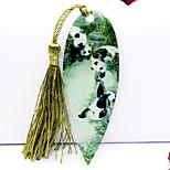 Wolong Scenic Spot Commodity Souvenir Vein Bookmark Panda Gift Stationery Student Reading Necessary