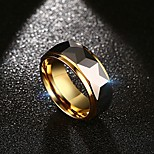 Rock Gothic Tungsten Steel Man Ring Restoring Ancient Ways