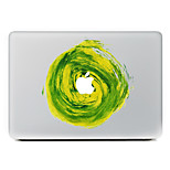 Scrawl Green Decorative Skin Sticker for MacBook Air/Pro/Pro with Retina