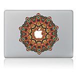Retro Flower  Decorative Skin Sticker for MacBook Air/Pro/Pro with Retina