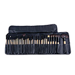 32pcs Makeup Brushes Set Synthetic Hair GRS / Send Package