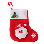 Santa Claus Socks 1 Pair