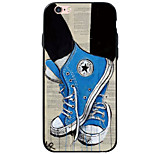 For Cartoon Pattern Case Back Cover Soft TPU&Acrylic iPhone 6s Plus 6 Plus iPhone 6s 6 iPhone SE 5s 5