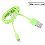JDB® USB 3.0 Normal Cable Para Apple 100 cm Plástico