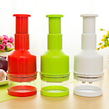 Onion Chopper Minced Garlic Maker Ginger Kitchen Supplies Simple And Generous  (Random  Colours)
